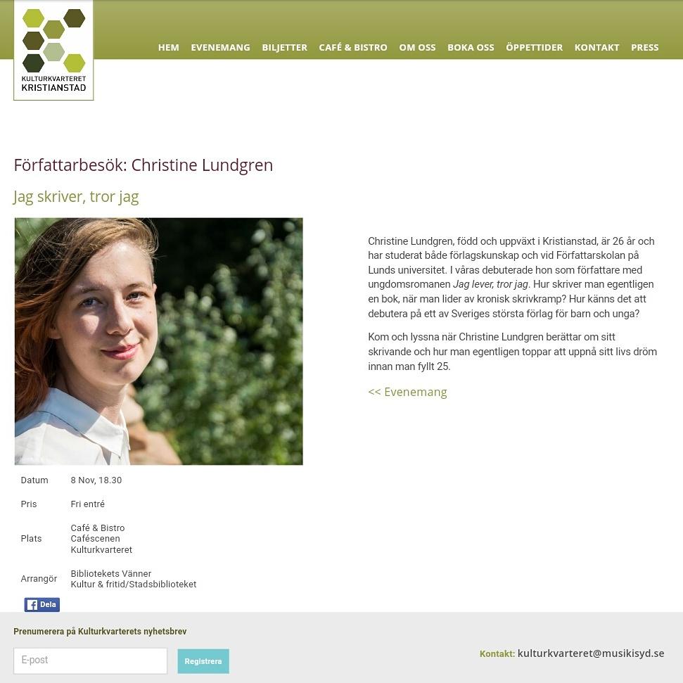 christine_lundgren_kulturkvarteret